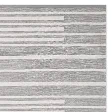 gray perennials piano stripe indooroutdoor rug gray outdoor rug23