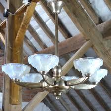 art deco chandelier by ezan