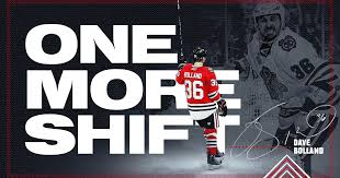 One More Shift Chicago Blackhawks