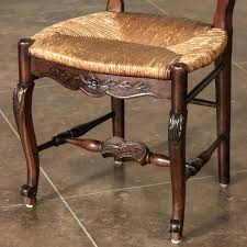 dining chairs rush seats french chairs home design ideas and pictures set of six rush seat