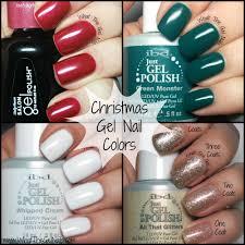 gel nail colors