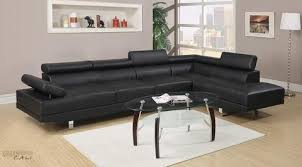 black sectional couches. Simple Black Sale Hollywood Black Faux Leather Adjustable Sectional Sofa With Armless  Chair And Right Facing Chaise By Urban For Couches A