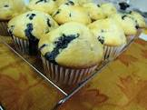 blueberry banana muffins  gift mix in a jar