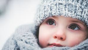 how to keep your baby warm winter safety