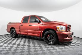 Used 2006 Dodge Ram 1500 SRT-10 Viper RWD Truck For Sale