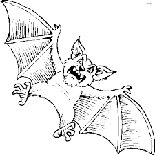 Small Picture 7 Pics Of Free Printable Bat Coloring Pages Printable Bat Coloring