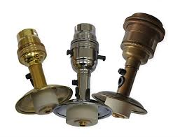 large top side entry lampholder kit