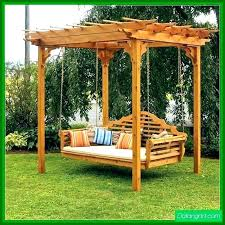 a frame porch swing plans wooden stand outdoor with for swings b porch swings with frame