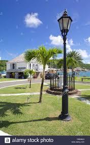 Leeward Light Paymasters Office Nelsons Dockyard Antigua Leeward
