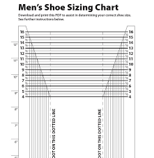 Why Footwear Sizing Charts Actually Dont Work