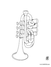 Musical coloring pages - Hellokids.com