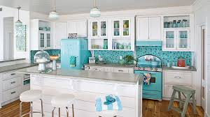 Coastal Living Kitchen Designs