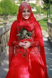 muslim wedding dress with simple hijab styles hijabiworld