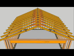 what are roof rafter collar ties