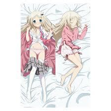 Anime Dakimakura Hugging Pillow Case