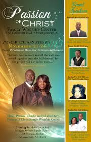flyers kj s kreations church anniversary flyer