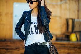 madewell neon blush jenny ong friends zara leather jacket madewell