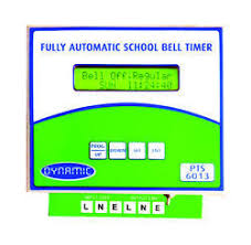 Dynamic <b>LCD Electronic Automatic</b> School Bell Timer, Rs 6500 /unit ...