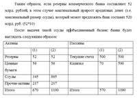 Контрольные по ДКБ Деньги кредит банки  контрольная работа по дкб