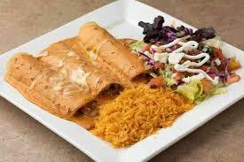 menu la hacienda mexican restaurant
