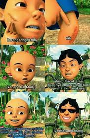 Joke Upin Ipin in 2021