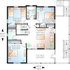 Bedroom Beach House Plans Spectacular 2 Story Beach House Plans