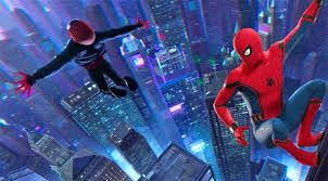 Spider-Man: Into the Spider-Verse FiLm Streaming Vf