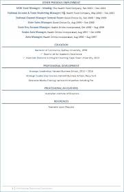 My First Resume Template Resume Example