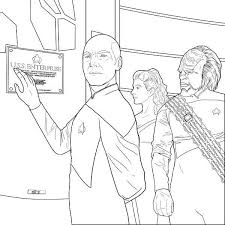star trek coloring book additional image to zoom