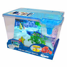 Fish Tank Finding Nemo 3d Tank Pets At Home