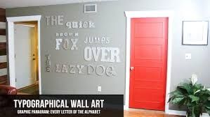 diy decorative faux metal letter wall art on wall art letters with diy faux metal letter wall art knock it off the live well network