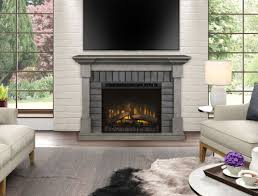 52 dimplex royce electric fireplace mantel with logs