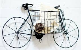 stunning inspiration ideas bicycle wall decor home designing bike basket wheel decorative hook rack on bike wall decor with basket with stunning inspiration ideas bicycle wall decor home designing bike
