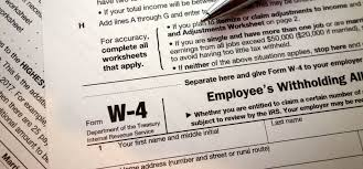 Employee Payroll Deductions Calculator Updated Withholding Calculator Form W 4 Released Priority