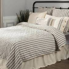 ticking stripe quilt market place ticking stripe quilt king piper classics in terrific ticking stripe bedding ticking stripe quilt