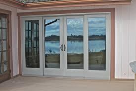 extraordinary sliding exterior doors 4 panel sliding glass door new sliding exterior doors home