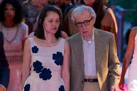 woody allen on his relationship soon yi previn it was soon yi previn and woody allen