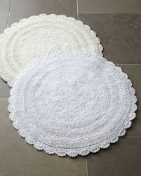 neiman marcus bedroom bath. crochet border bath rug ivory neiman marcus bedroom a