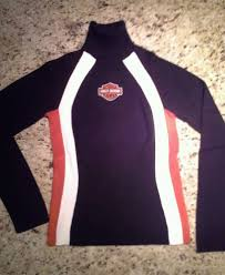 harley davidson rare women size small authentic motorcycle sweater