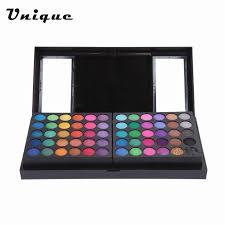 description professional 156 color eyeshadow lip gloss blush foundation makeup palette
