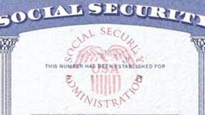 take money from Social Security ...