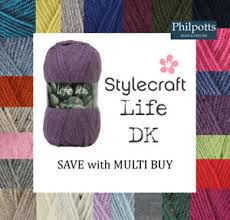 Details About Stylecraft Life Dk Double Knit Knitting Yarn