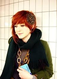 Charming short red hairstyles ideas Highlights Winter Hairstyles Short Red Hair Latesthairstylescom 18 Short Red Haircuts Short Hair For Summerwinter Popular Haircuts