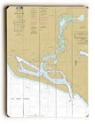 California Nautical Charts Ca Newport Bay Ca Nautical Chart Sign