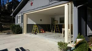 full size of door design carport to garage conversion overhead door company carports doors for