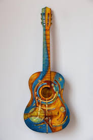 33+ Art On Guitar  PNG