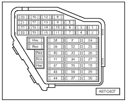 2007 audi tt fuse box diagram 2007 wiring diagrams online