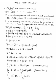 fluid dynamics equation sheet. bretherton\u0027s fall q. fluid dynamics course: useful math identities (vectors and differentiation). equation sheet