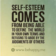 Inspirational Self Esteem Quotes Daily Motivational Quotes