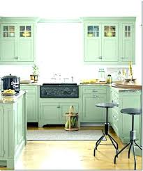 imposing sage green kitchen cabinets painted